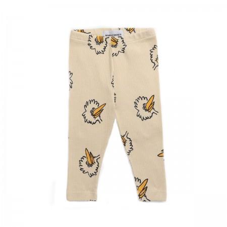 "Leggings coton bio ""Birds""..."