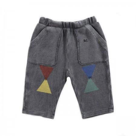 """Jogging bébé """"Geometric"""" gris"""
