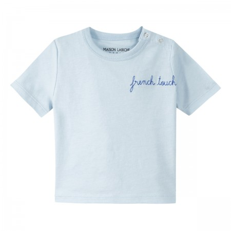 """Tee-shirt """"French Touch""""..."""