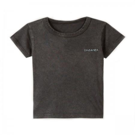 """Tee-shirt """"Dreamer"""" noir..."""