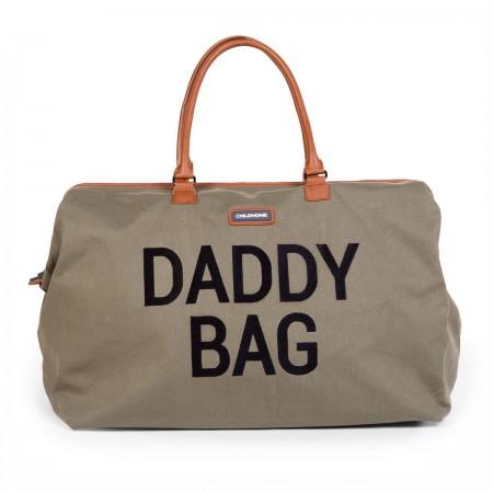 "Sac voyage ""Daddy Bag"" kaki"