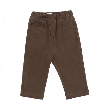 """Pantalon """"Beekie"""" marron"""