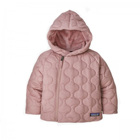 """Veste """"Quilted Puff"""" rose"""
