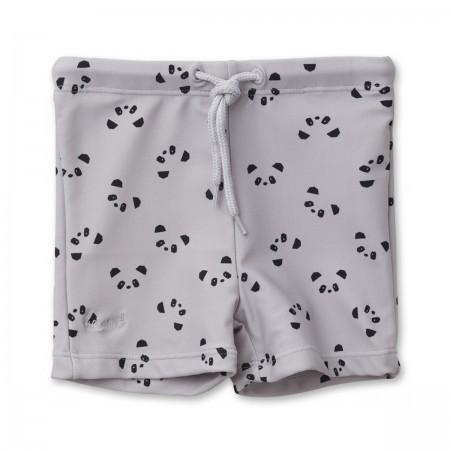 Maillot de bain Panda gris