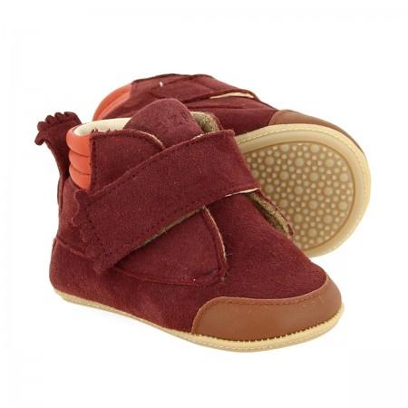 "Chaussures ""Itim B"" bordeaux"