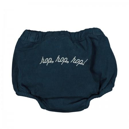 Bloomer velour Hop Hop Hop...