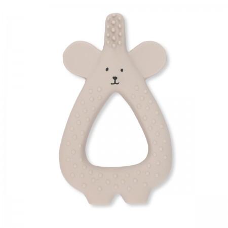 Brosse à dent caoutchouc ours