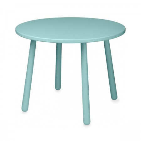 "Table ""Heart"" canal green"