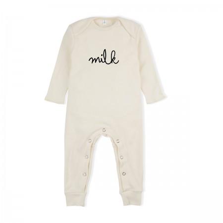 Pyjama Milk écru