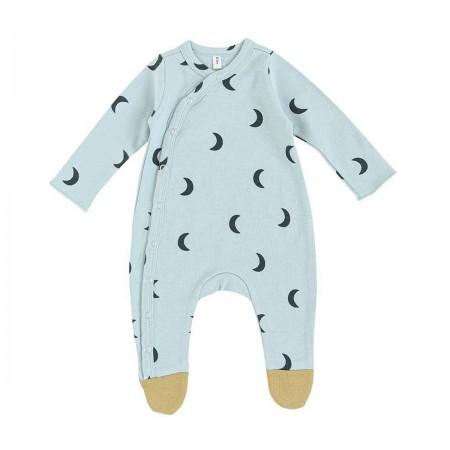 Pyjama Moon bleu