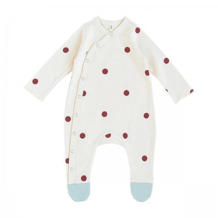 Pyjama Dots crème