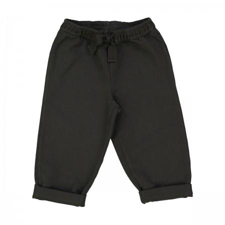 """Pantalon """"Modeste"""" kaki foncé"""