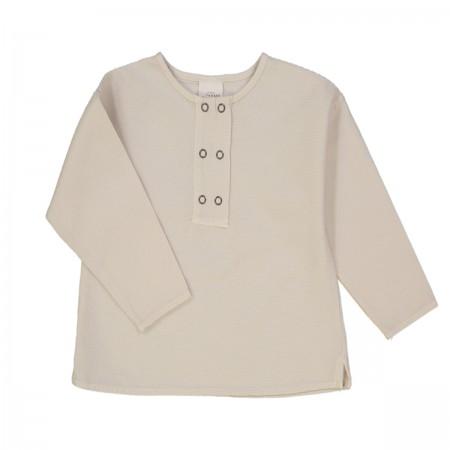 "Tee-shirt ""Roméo"" écru"