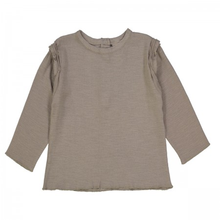 T-shirt Lala taupe