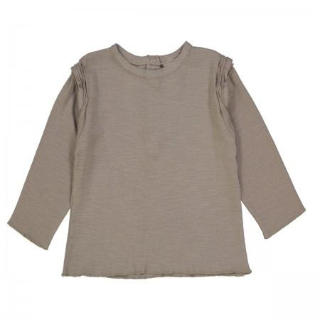 T-shirt Lala taupe