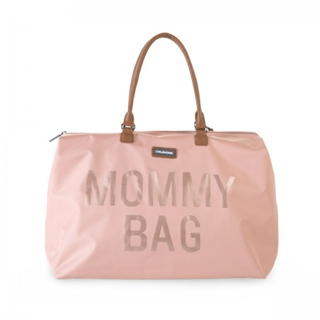 Sac à langer mommy bag rose