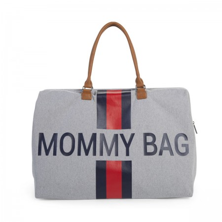Sac à langer mommy bag gris...
