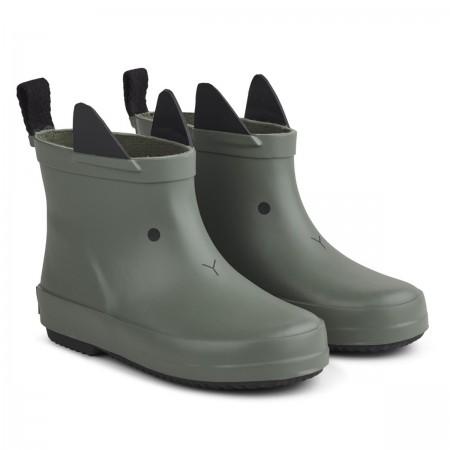 """Bottes de pluie """"Tobi"""" kaki"""