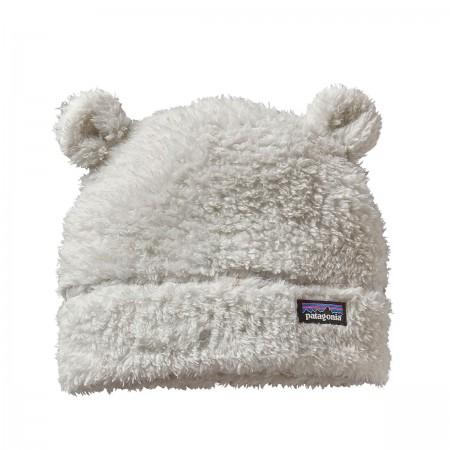 Bonnet ours blanc