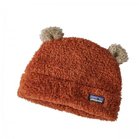 Bonnet ours marron