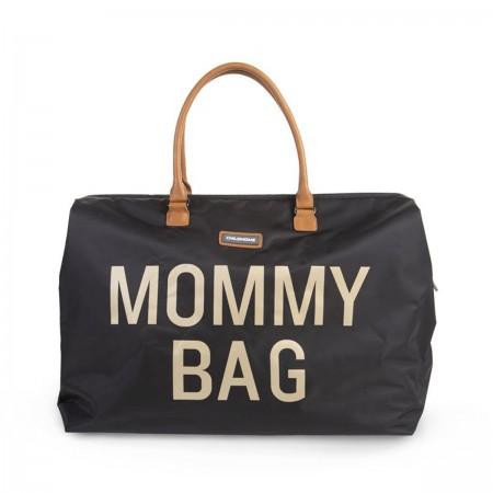 Sac à langer mommy bag noir