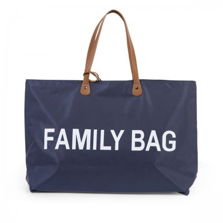 "Sac ""Family Bag"" bleu marine"