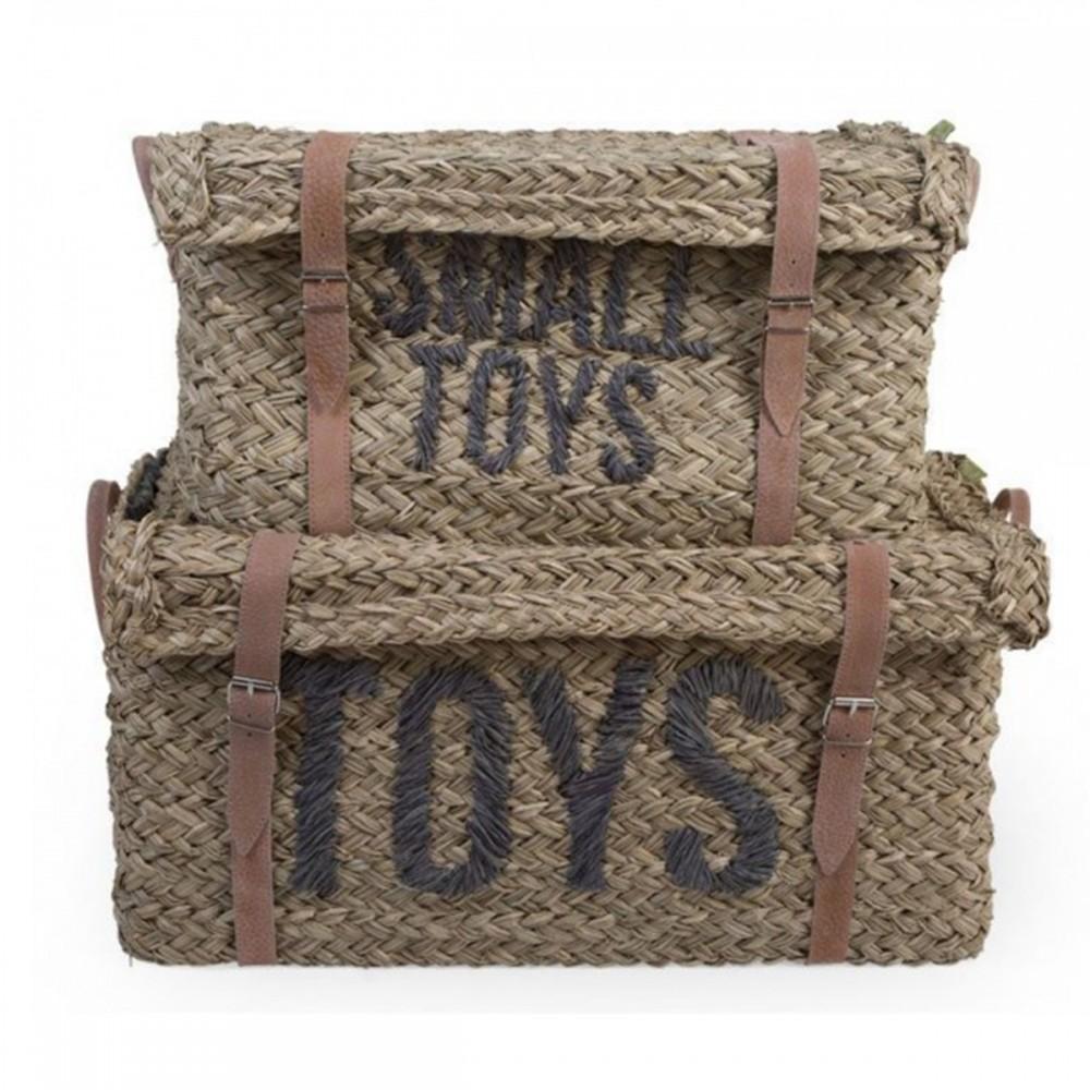 Set De Rangement Small Toys De La Marque Childhome