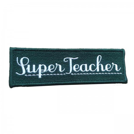 "Patch Mooders ""Super Teacher"""