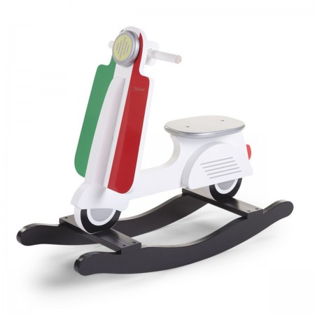 Scooter à bascule Italie