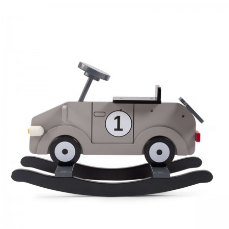 Petite voiture à bascule