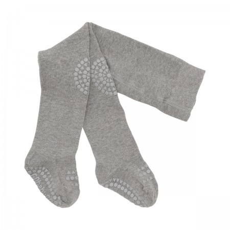 Collant bébé gris