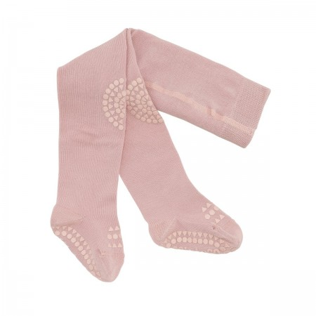 Collant bébé rose