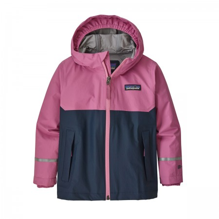 "Veste ""Torrentshell"" rose"