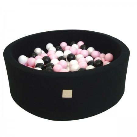Piscine à Balles noire