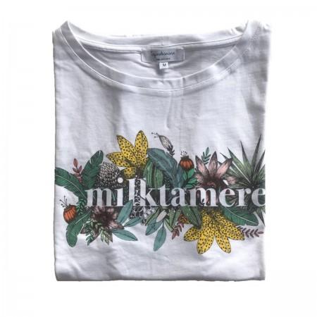 """T-shirt d'allaitement """"Milk..."""