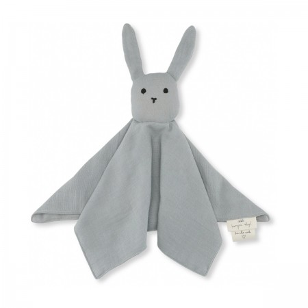 "Doudou lapin ""French blue"""