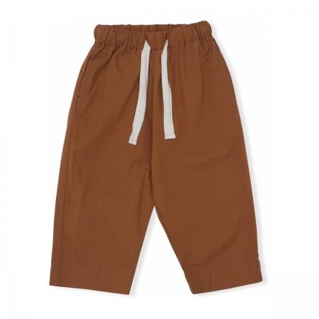 """Pantalon été """"Visno"""" Caramel"""