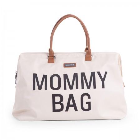 Sac de voyage Mommy Bag crème