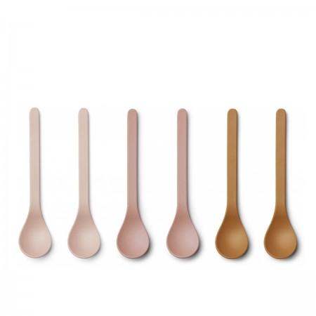 Set de cuillères en bambou...