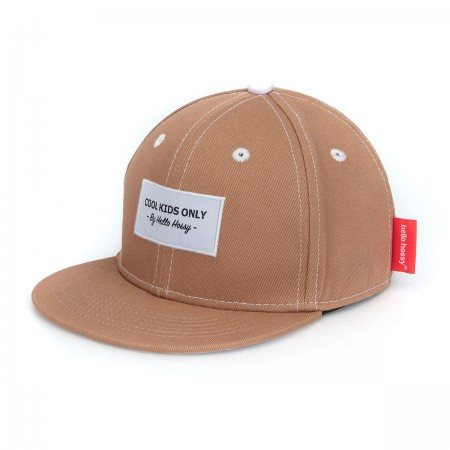 "Casquette mini ""Brown"""