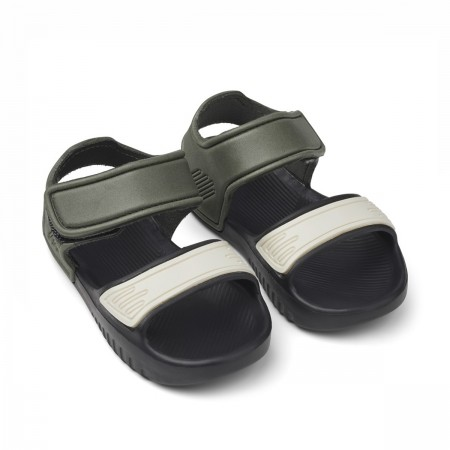 "Sandales ""Blumer"" kaki"