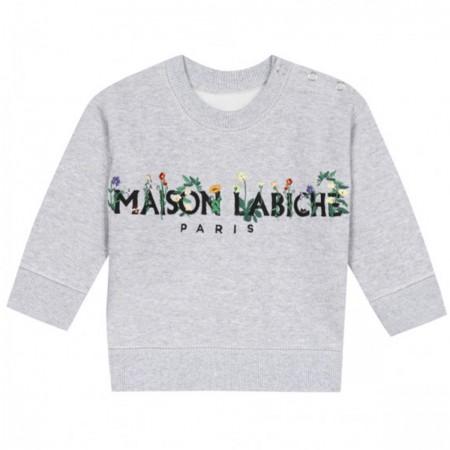 Sweat Maison Labiche floral...