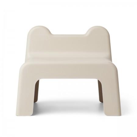 """Mini Chaise """"Harold"""" crème"""