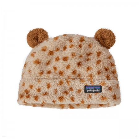 "Bonnet polaire ours ""Dear"""