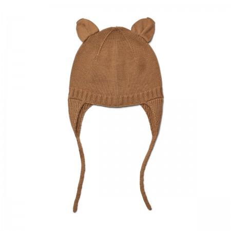 """Bonnet """"Violet"""" Camel"""