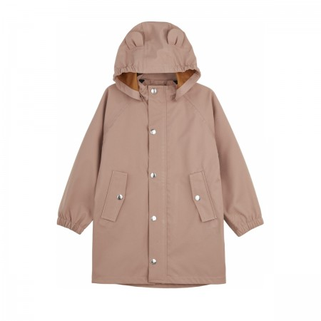 "Imperméable ""Blake"" Dark rose"""