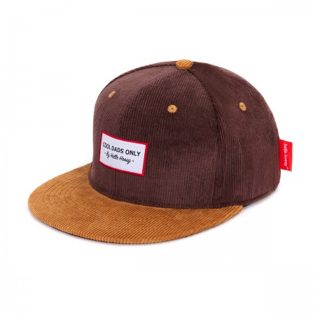 "Casquette velours ""Brownie"""