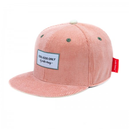 "Casquette velours ""Sweet..."