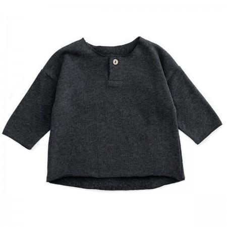 Jersey manche longue gris