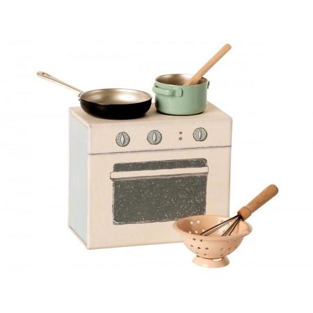 Set de cuisine pour souris...